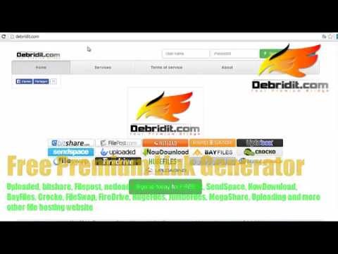 Prefiles Premium Link Generator