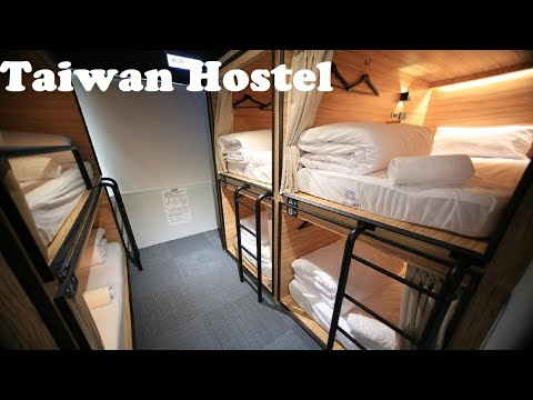 I Got A Cubbyhouse Bed! Taipei Taiwan   VLOG #112