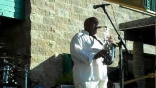 Gerald Albright performs So Amazing and My My My Medley Live at Thornton Winery