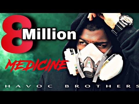MEDICINE - HAVOC BROTHERS //OFFICIAL MUSIC VIDEO 2019 //PAINKILLER 2