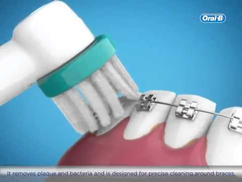 Oral B Orthodontic Brush