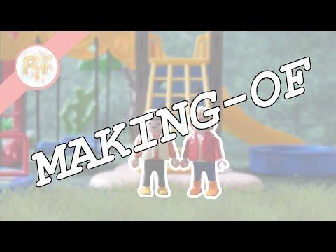 Film Playmobil - [Making of] Le Jardin D'enfant