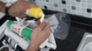 su arıtma montajı part 1
