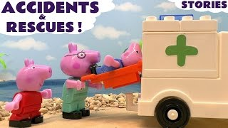 Peppa Pig English full Episodes Compilation of Accidents and Rescues also with My Little Pony  TT4U
