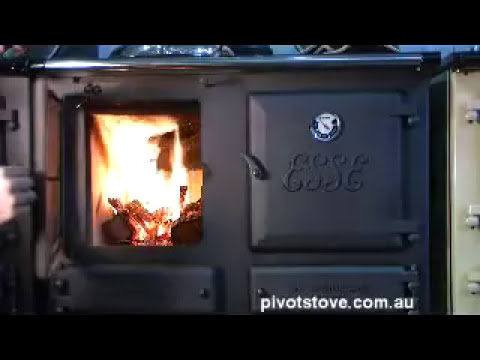 Esse Ironheart Wood Stove Original Video Youtube