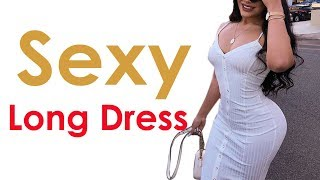Women Sexy Long Casual Party Dress Review