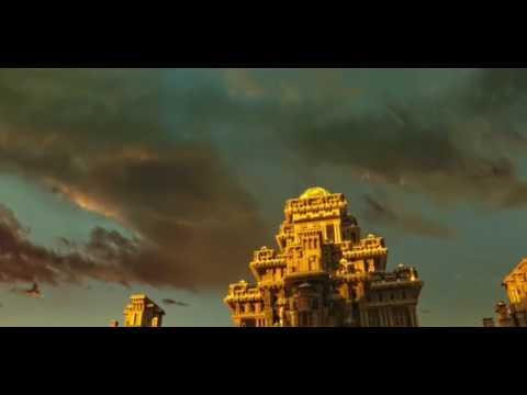 Bahubali 2 Ending Song Scene