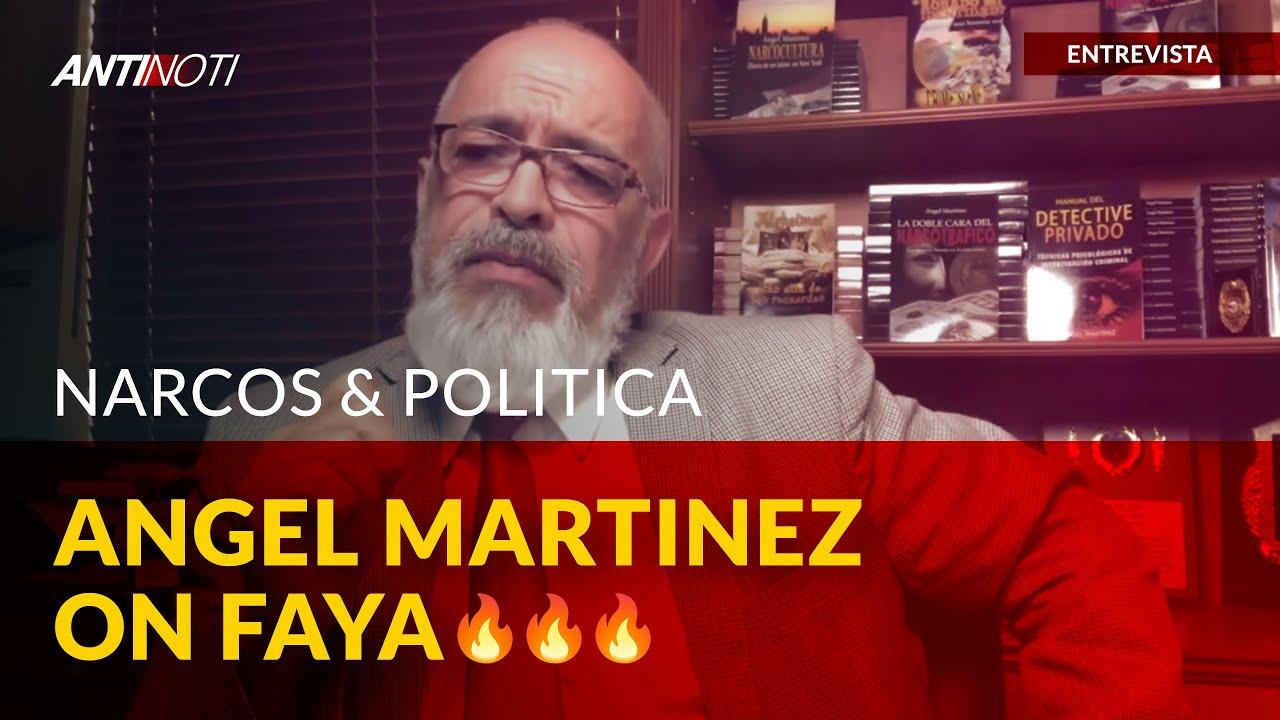 El Dinero Ilícito En La Política | Antinoti Entrevista A Ángel Martínez