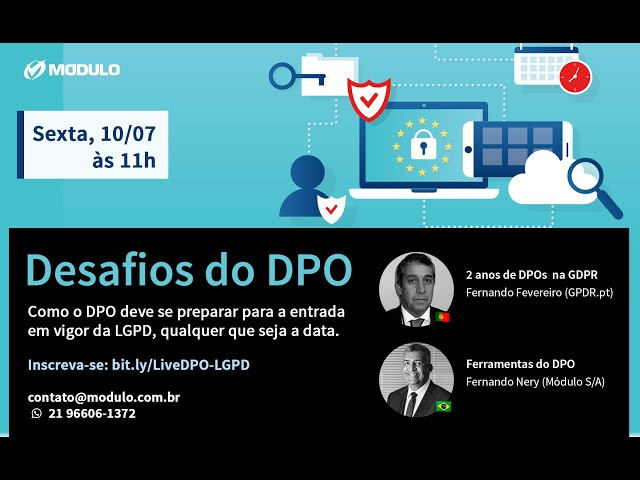 Desafios do DPO 10/7