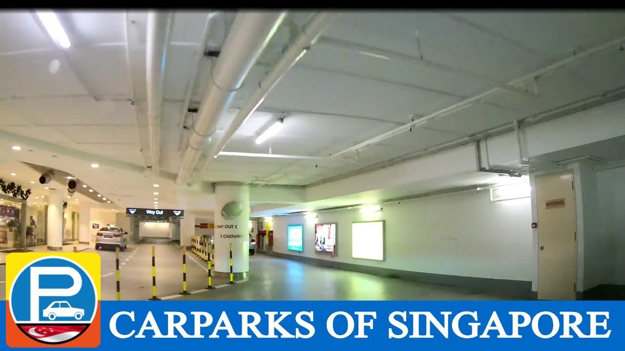 City Square Mall Car Park Youtube