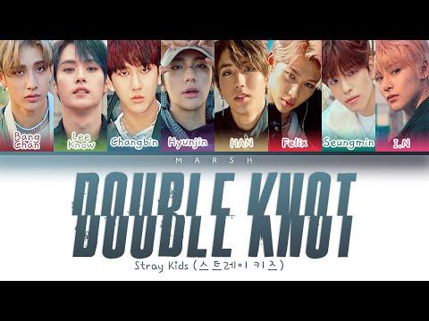 Stray Kids (스트레이 키즈) – Double Knot (OT8 Ver.) (Color Coded Lyrics/Han/Rom/Eng/Pt-Br)