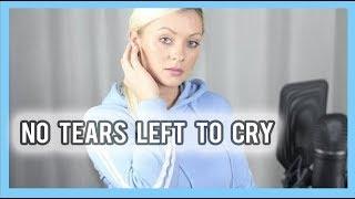 Ariana Grande - No Tears Left To Cry (Alexa Goddard Cover)