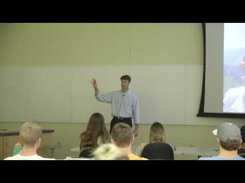 Scott Mercier Speaks To CMU Students | Colorado Mesa University ...