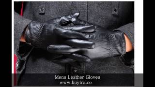 Leather Gloves For Women And Men