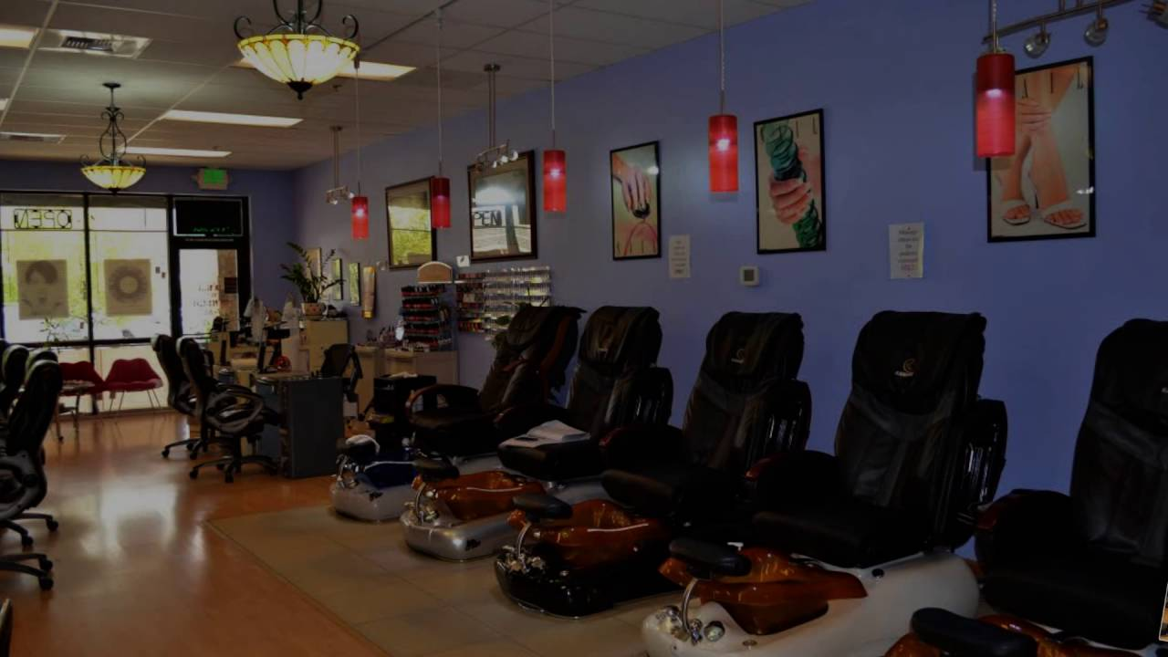La Belle Nails 6275 Sharlands Ave Ste 8 Reno, NV 89523 (1837) - YouTube
