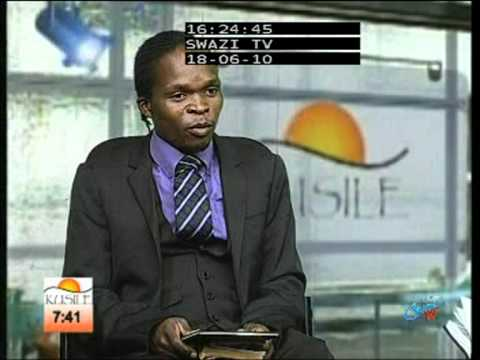 Swazi TV Swaziland Reading culture Cleo Bonny