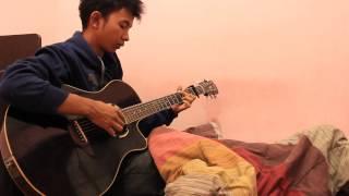 Jikustik (Andien Tyas) Puisi - Anggar @Fingerstyle