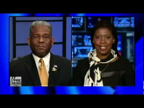 Star Parker and Allen West respond to NAACP