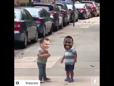 Zito and Kera - When Tom Brady Gets Together With Antonio Brown In New England