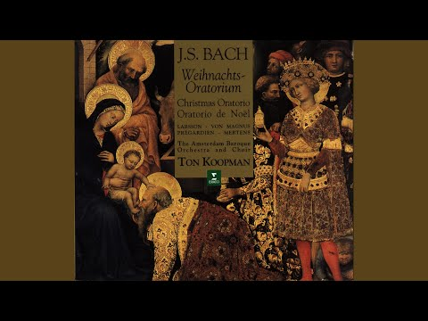 Weihnachtsoratorium, BWV 248, Pt. 1: Jauchzet, Frohlocket