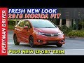 Fresh New Look: 2018 Honda Fit on Everyman Driver