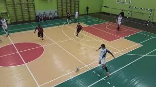 Чемпионат Гродно по мини футболу ГрГМУ Aspera 1 тайм