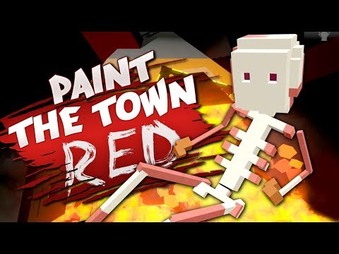 SUPER EVIL CO IS BACK - Best User Made Levels - Paint the Town Red