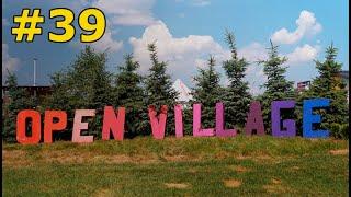 Выставка-ярмарка домов Open Village 2021 // Кирпичная классика // Модернизм // Дом-квартира // СИП