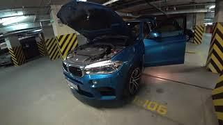Новый BMW X5M - мощнее, быстрее, скучнее...