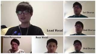 この動画で使ったアカペラ楽譜はこちら →http://www.dlmarket.jp/produc...