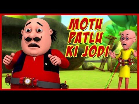 Motu Patlu Motu Patlu Ki Jodi Motu Patlu In Hindi Giải Tri