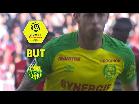 But Emiliano SALA (26' pen) / OGC Nice - FC Nantes (1-1)  / 2017-18