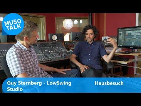 Guy Sternberg LowSwing Studio – Cubase im analogen Workflow – Hausbesuch