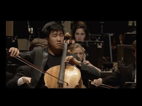 Bryan Cheng | National Youth Orchestra of Canada | Shostakovich Cello Concerto No. 1