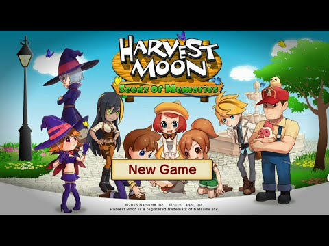 HARVEST MOON Seeds of Memories - New exploring, GAMES ANDROID / IOS #1