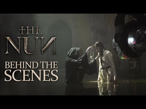 Behind the Scenes of THE NUN thumbnail