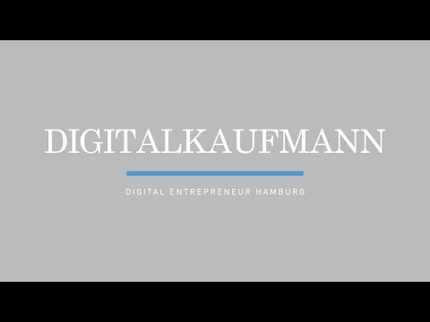 #35 Digitalkaufmann.de - Erik Siekmann Digital Forward GmbH
