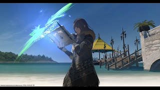Final Fantasy XIV: HW - Scholar Patch 3.5 Anima Relic Weapon Anabasis