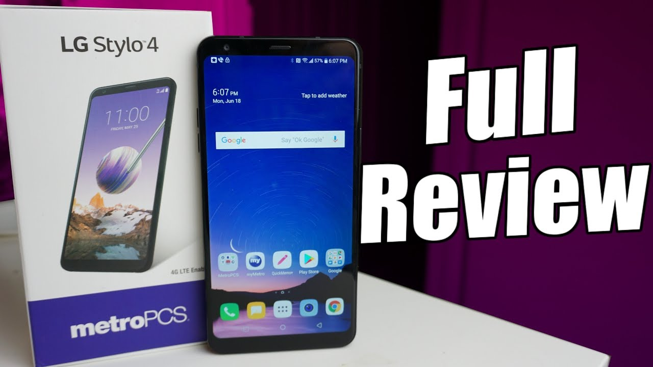 LG Stylo 4 Full Review: Is It Worth It?