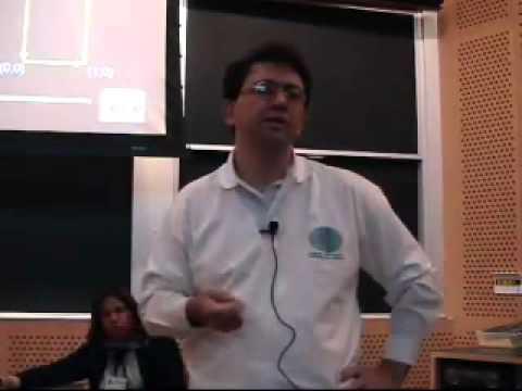 IPN UNAM, Mexico team presentation at iGEM 2006