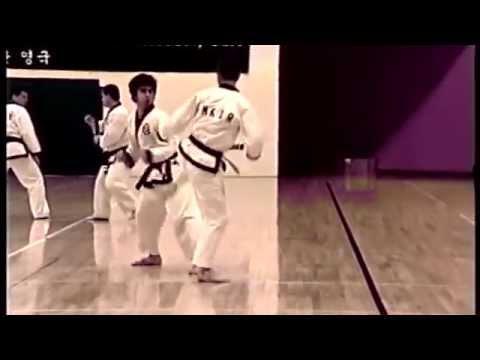Amkor Black Belt Testing Freesparring