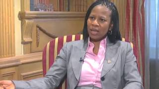 Khanyisile Kweyama - Executive Director of Anglo American SA - Part 2