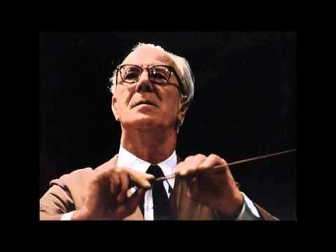 """Bruckner """"Symphony No 9"""" Eugen Jochum 1954"""