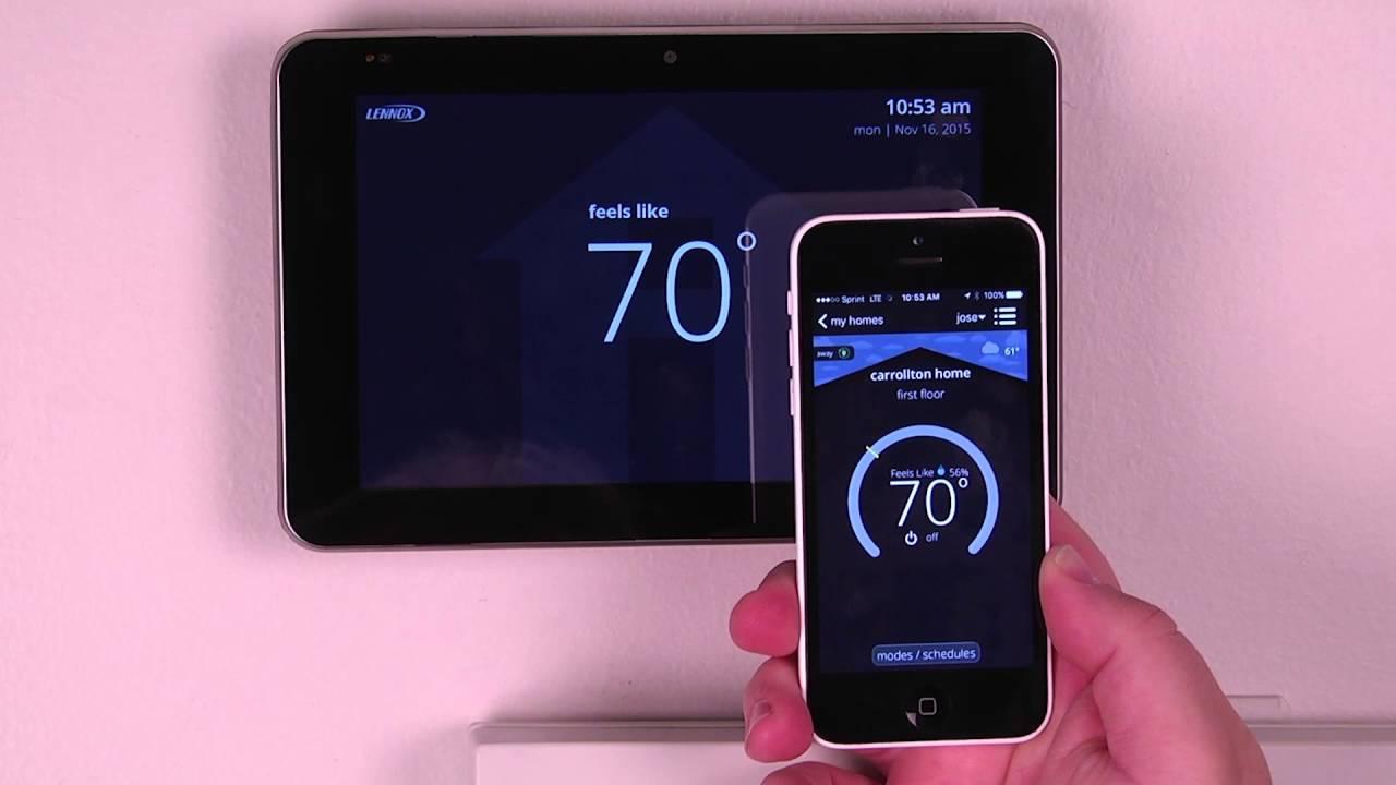 lennox icomfort e30 price. IComfort S30 - How To Use The Mobile App Lennox Icomfort E30 Price