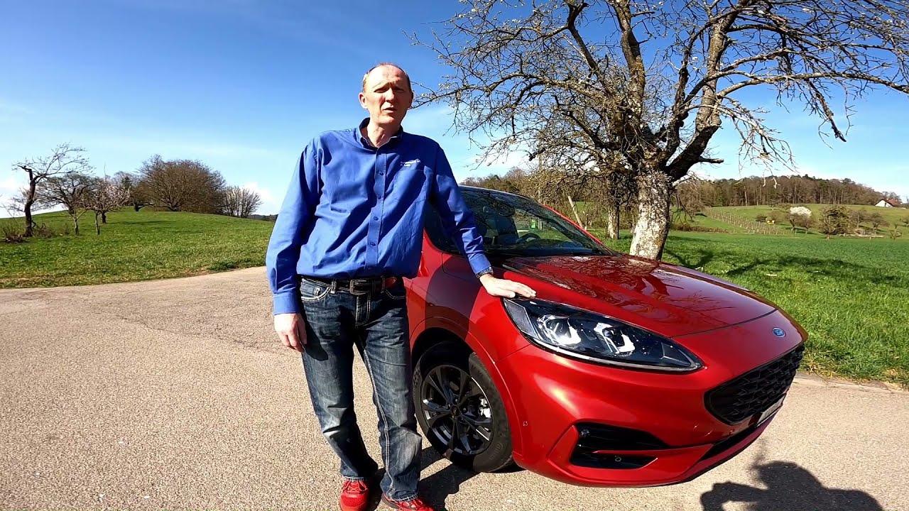 AutomaxX News: Unser Ford Kuga PHEV Plug-in Hybrid - YouTube