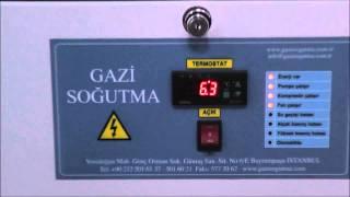 Mini Chiller 11,6 kW / 5,8 kW - Мини-чиллер 11,6 кВт / 5,8 кВт(Mini Chiller ER-02 / ER-04 Cooling capacity : 11,6 kW / 5,8 kW www.gazisogutma.com www.gazichiller.ru ..., 2014-07-06T12:32:19.000Z)