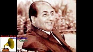 RAFI SAHAB-Film-BALAM-1949-Thukra Ke Hamein Chal Diye-[ BEST AUDIO SOUND ]