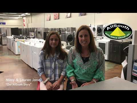 "Missy & Lauren Jane ""Our AllSouth Story"""