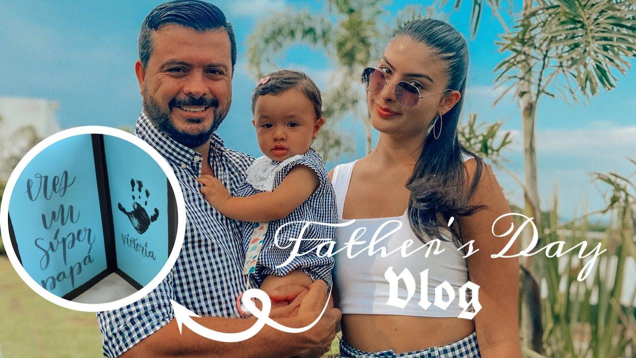 VLOG sorpresa dia del padre I Manuela Giraldo