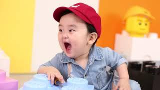 안산아기사진 돌아기 레고촬영 ^^